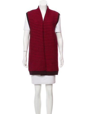 Piazza Sempione Wool Knit Vest None