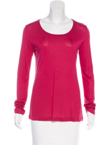 Piazza Sempione Knit Long Sleeve Top w/ Tags None