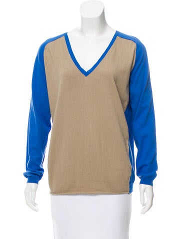 Piazza Sempione Long Sleeve Knit Sweater None