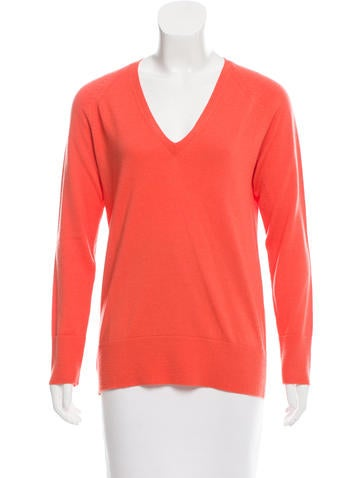 Piazza Sempione Knit V-Neck Sweater None