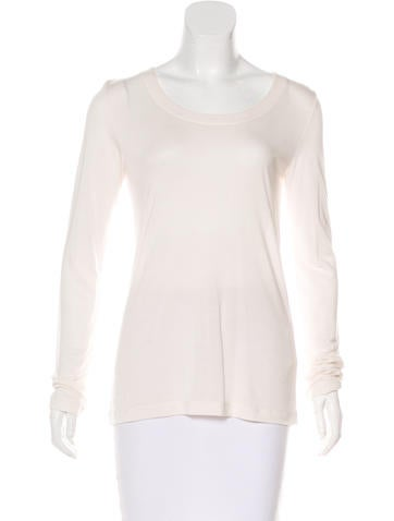 Piazza Sempione Long Sleeve Knit Top w/ Tags None