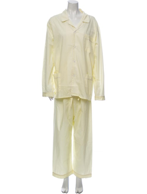 Pierre Cardin Pant Set Yellow