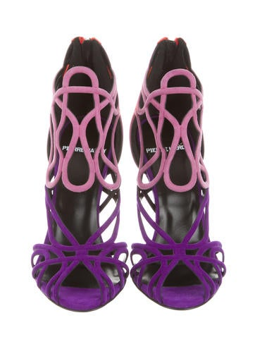 Cage Sandals w/ Tags