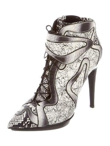 Dégradé Ankle Boots