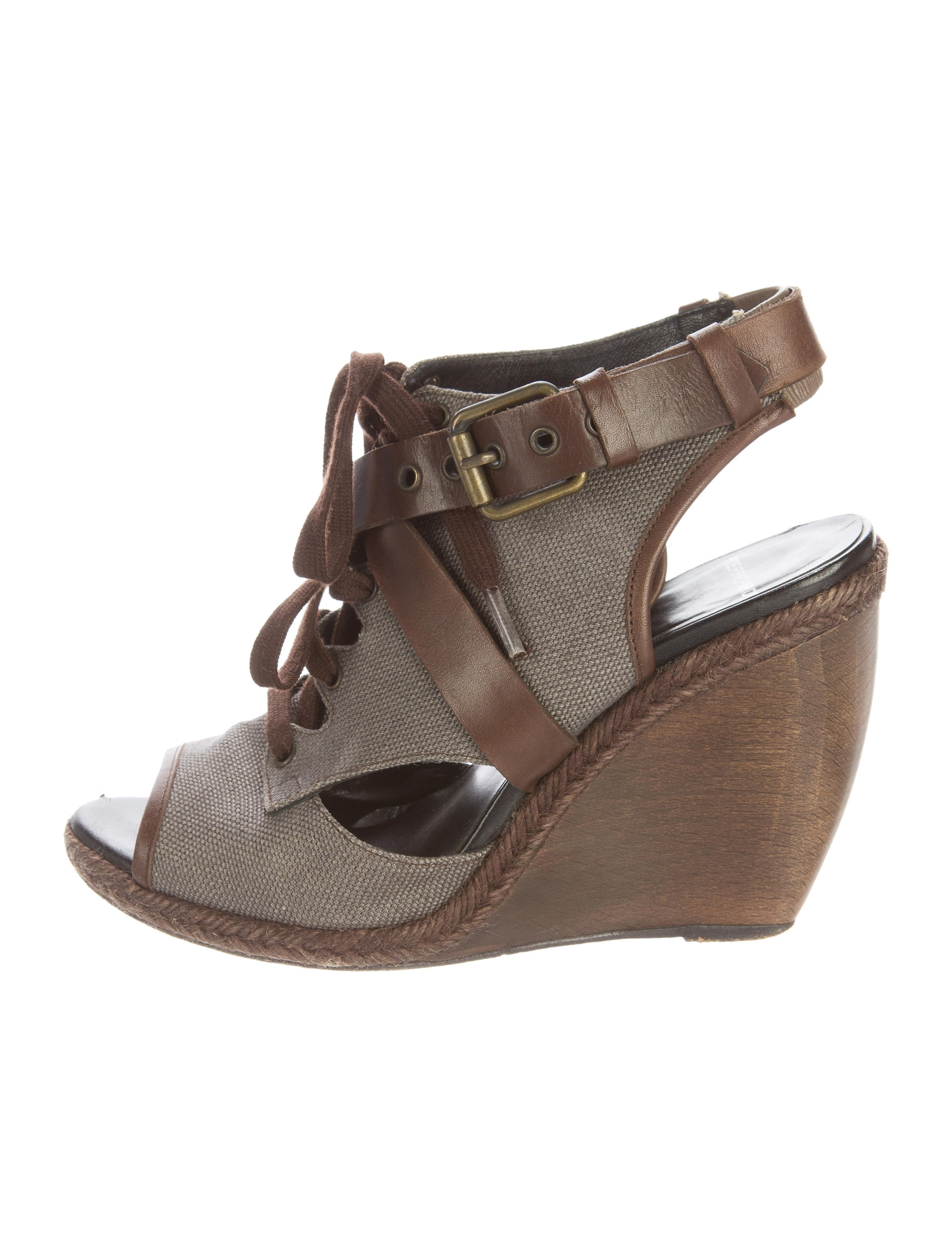 hardy lace up wedge sandals shoes pie23467
