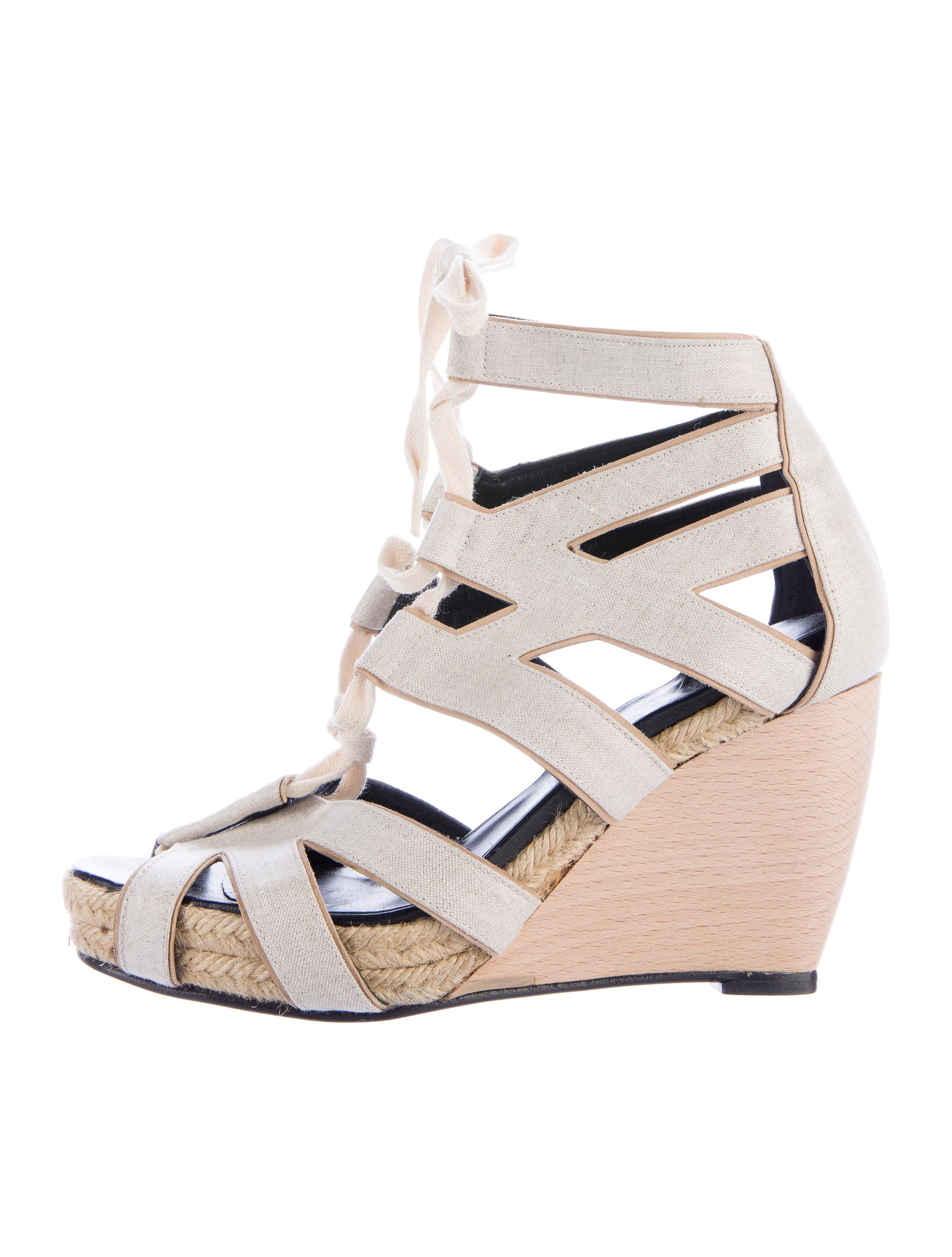 hardy espadrille wedge sandals shoes pie23514