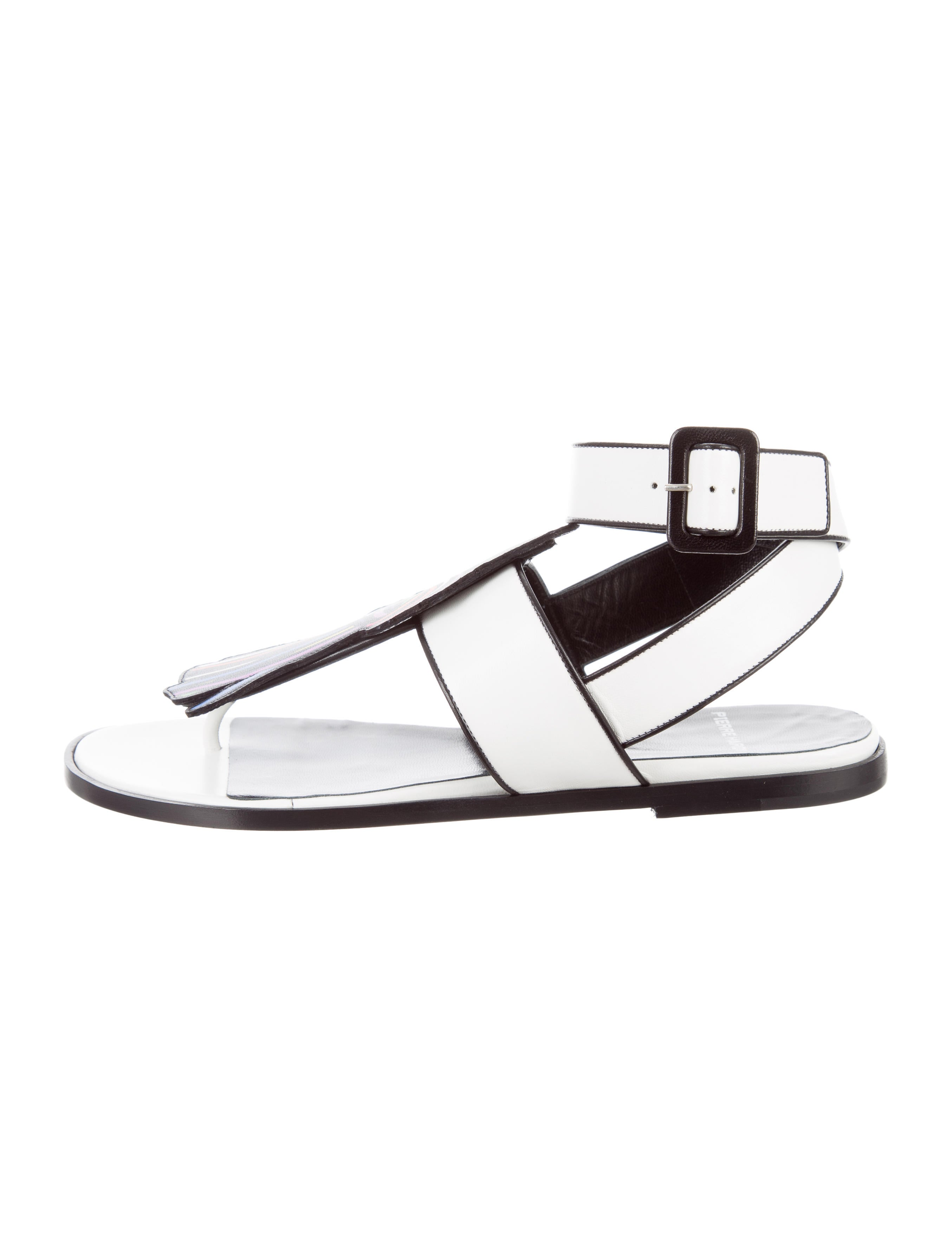 Pierre Hardy Scoubi Pop Sandals w/ Tags discount supply buy cheap footlocker browse sale online buy cheap pictures AYhvQX