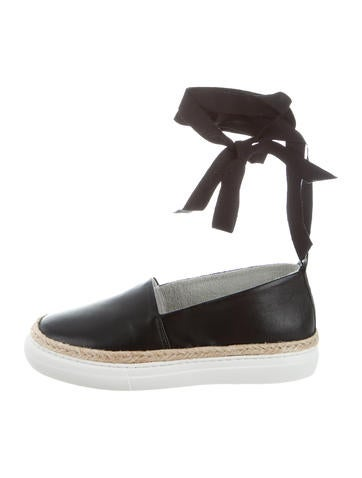 Pierre Hardy Baskedrille Slip-On Espadrilles w/ Tags