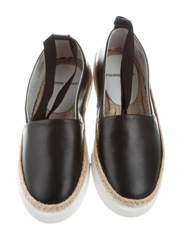Pierre Hardy Baskedrille Slip-On Espadrilles w/ Tags prices for sale QsuY3tYrmK