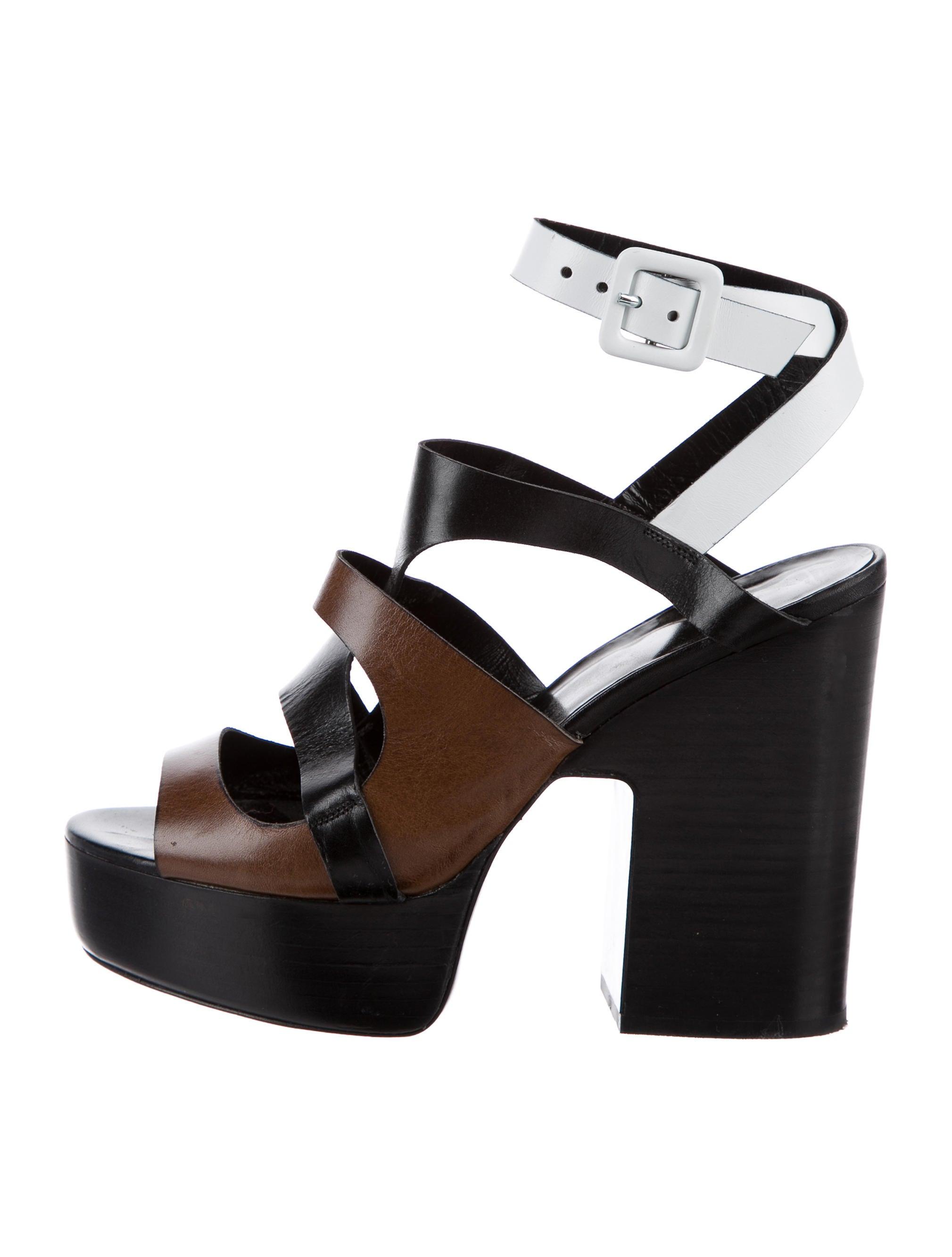 Fleetwood platform sandal Pierre Hardy LykWvgvaE