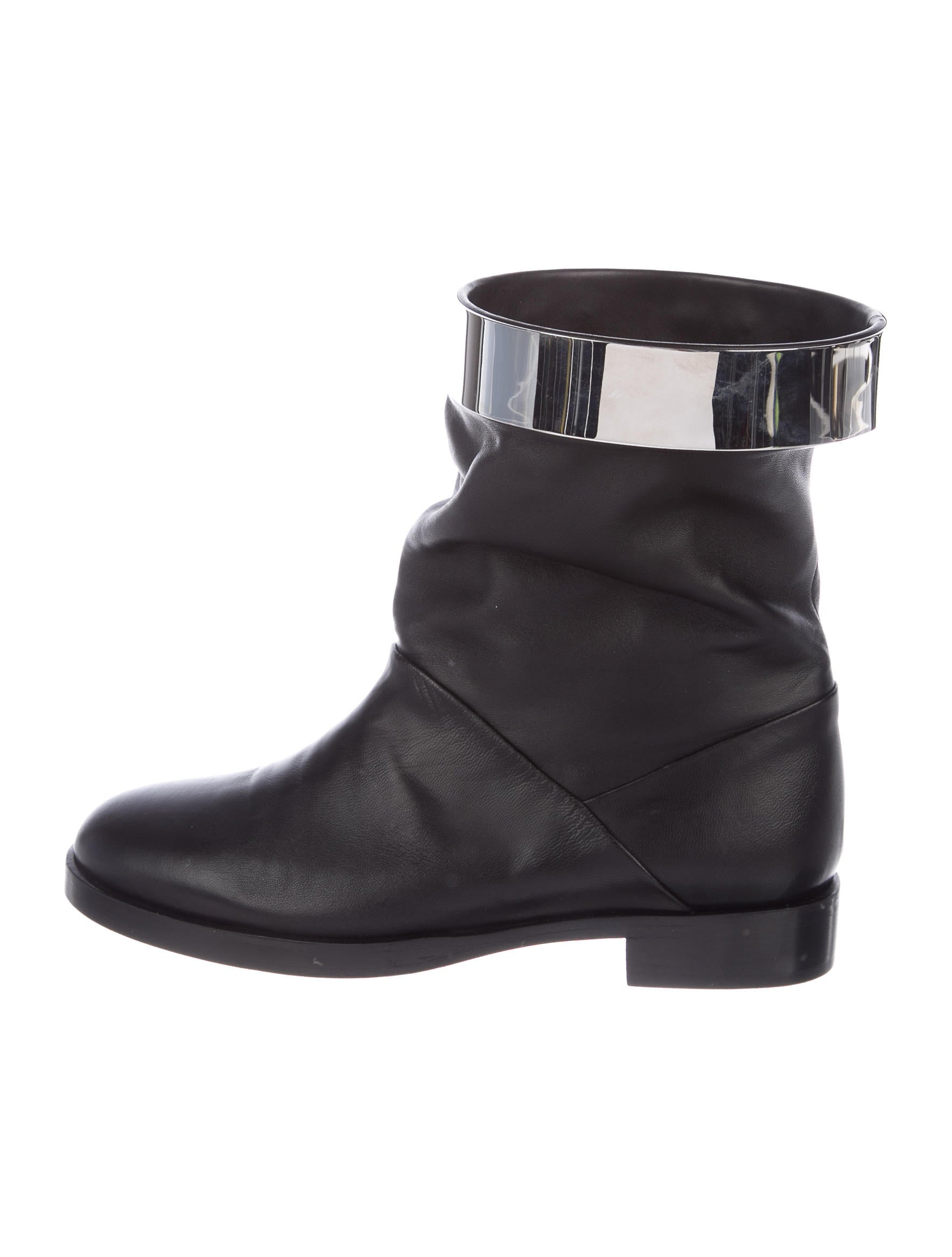 Pierre Hardy Leather Mid-Calf Boots free shipping fake free shipping pre order eYgFJ5V7