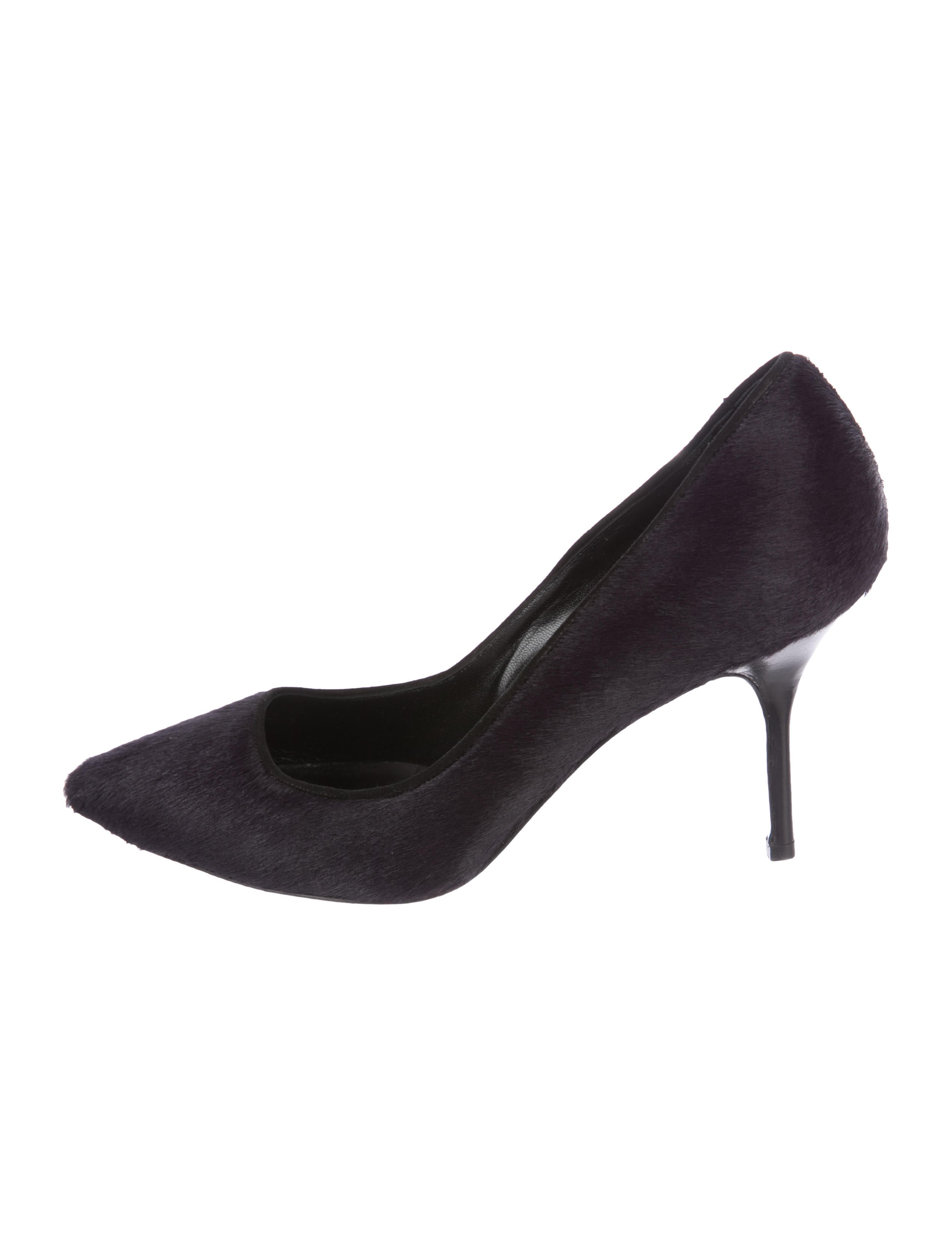 Pierre Hardy Ponyhair Pointed-Toe Pumps discount wholesale price yL2PFosN