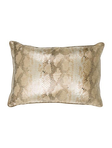 Studio Chic Home Decorative Pillows : Ryan Studio Serpent Throw Pillow - Decor And Accessories - PILLO20081 The RealReal