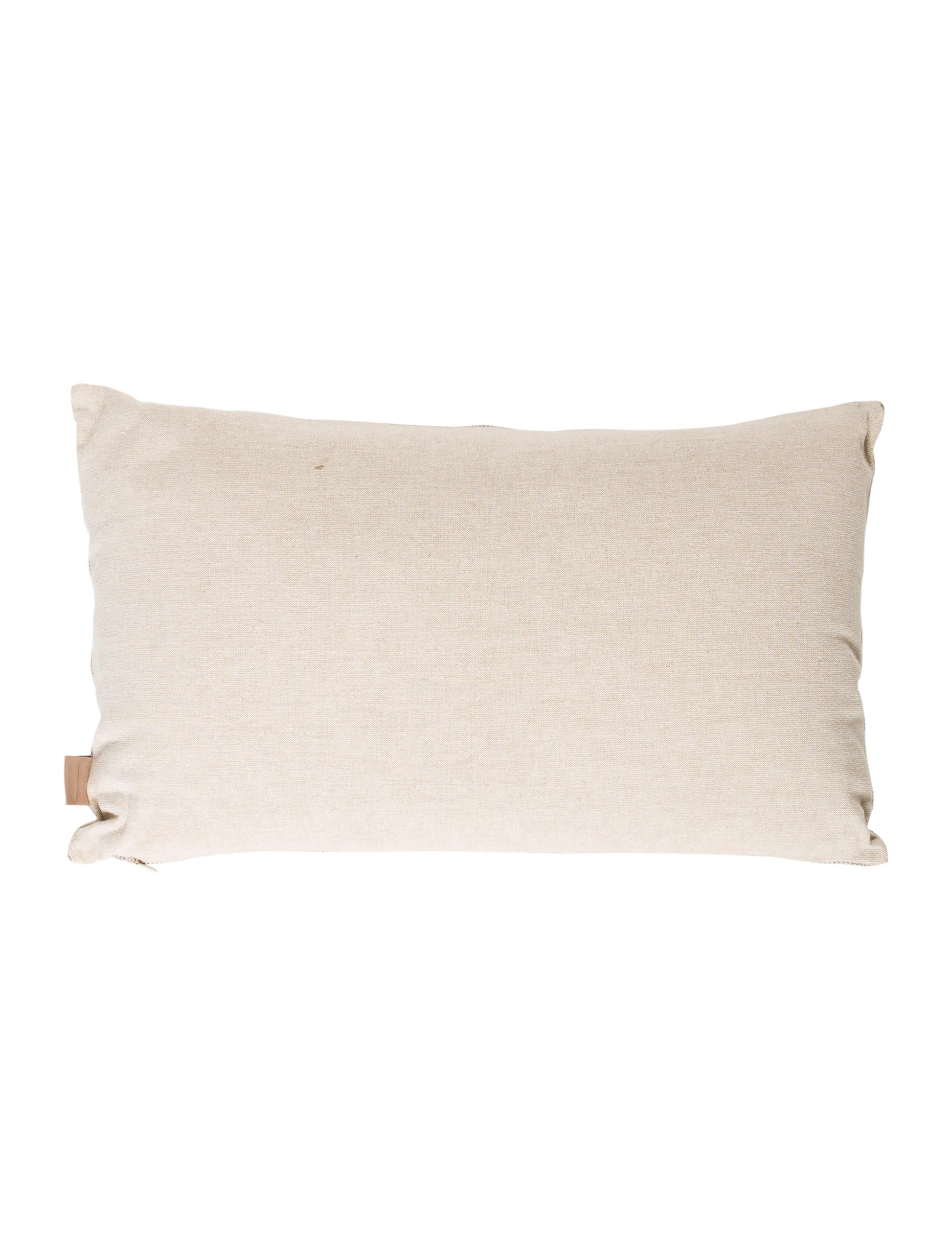 Decorative Pillows With Embellishments : Embellished Throw Pillow - Pillows And Throws - PILLO20158 The RealReal