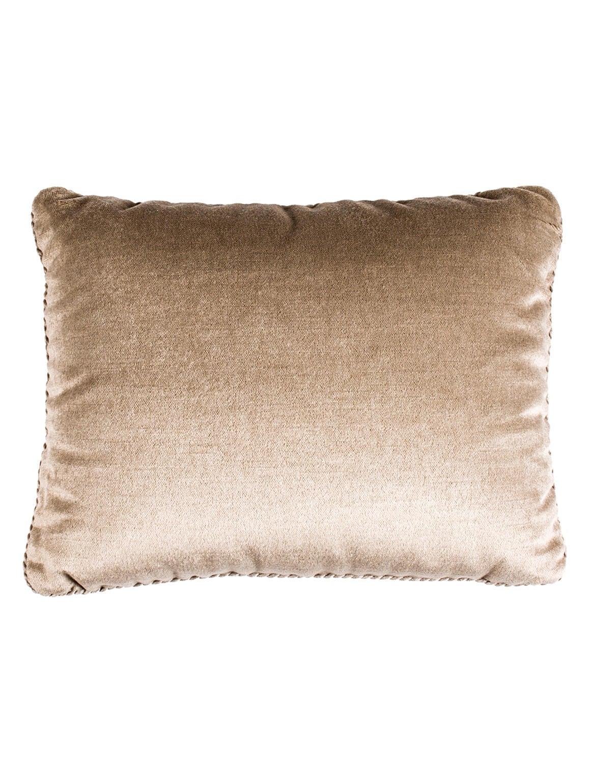 Throw Pillow Wool Needlepoint Throw Pillow w/ Tags - Pillows And Throws - PILLO20172 The RealReal