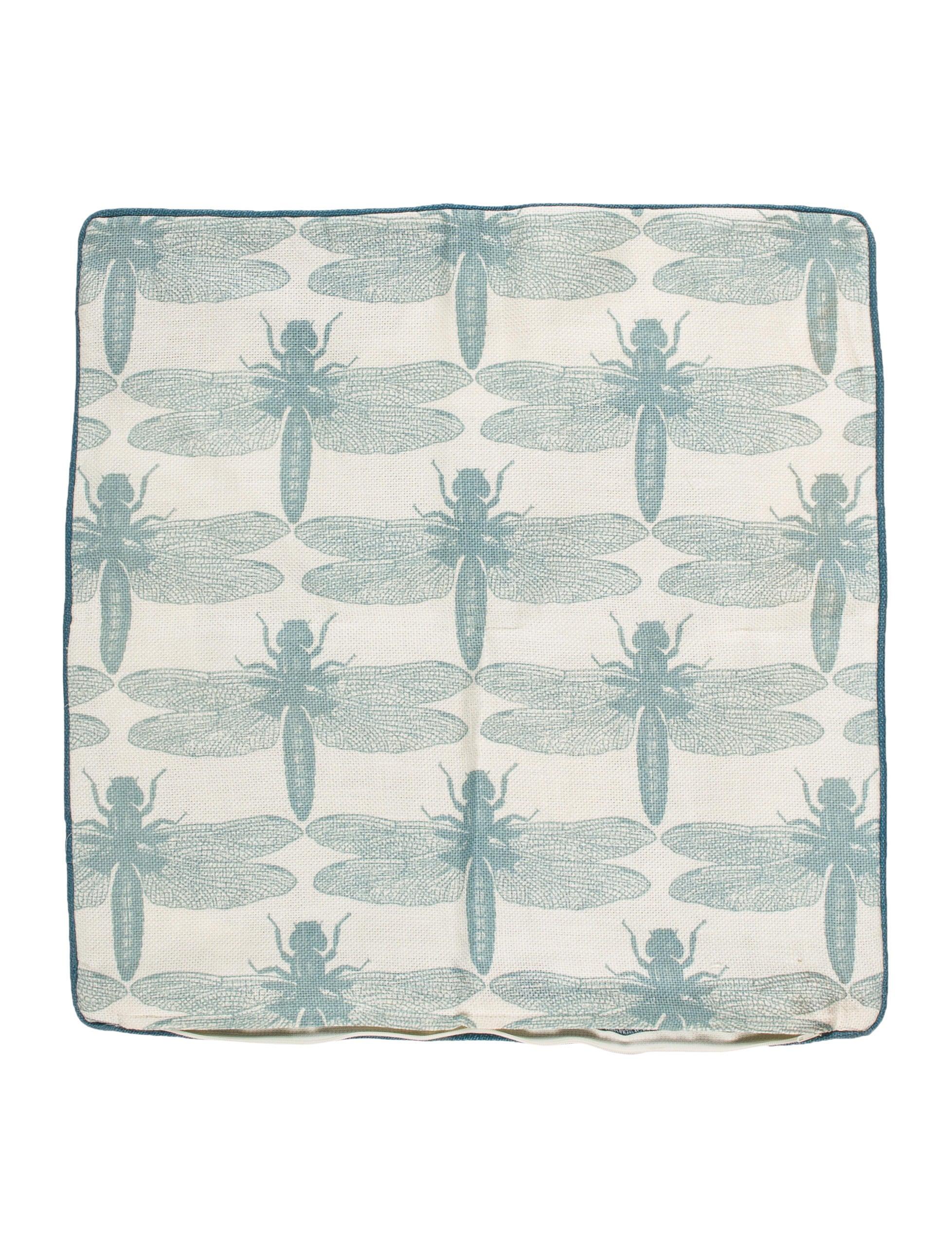 Thomaspaul Linen Throw Pillow Case - Pillows And Throws - PILLO20359 The RealReal