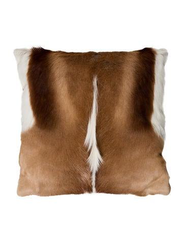 Fashion Sensitive Planet Ponyhair Throw Pillow None