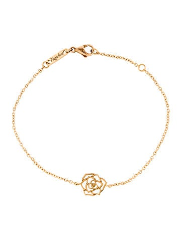 18k Rose Bracelet