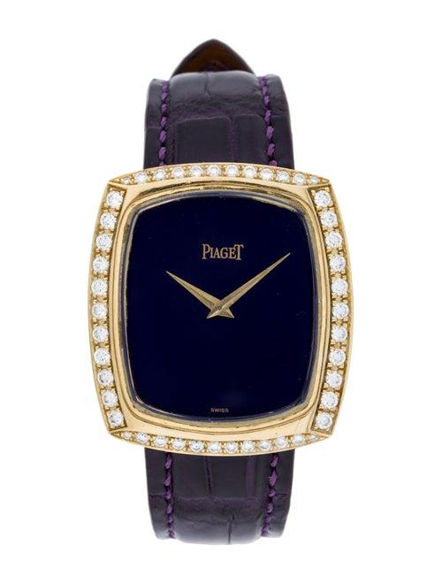 Piaget Classic Watch Yellow