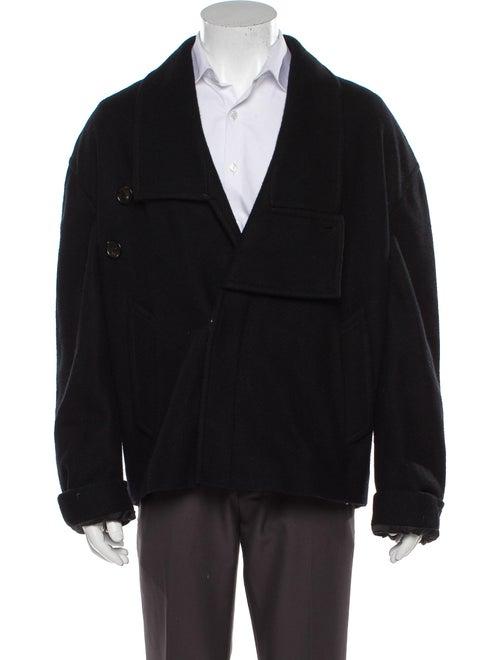 Alexandre Plokhov Wool Coat Wool