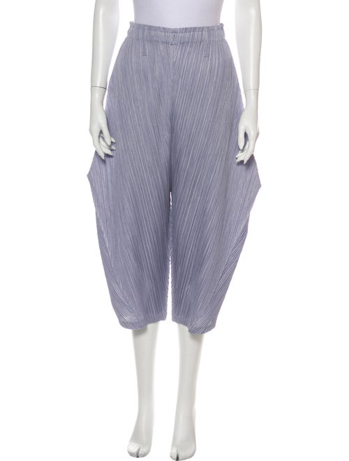 Pleats Please Issey Miyake Sweatpants Grey