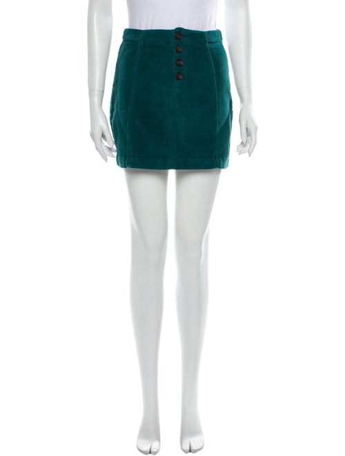 Paloma Wool Mini Skirt w/ Tags Wool