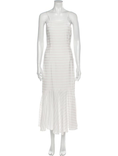 Paloma Wool Striped Long Dress w/ Tags Wool
