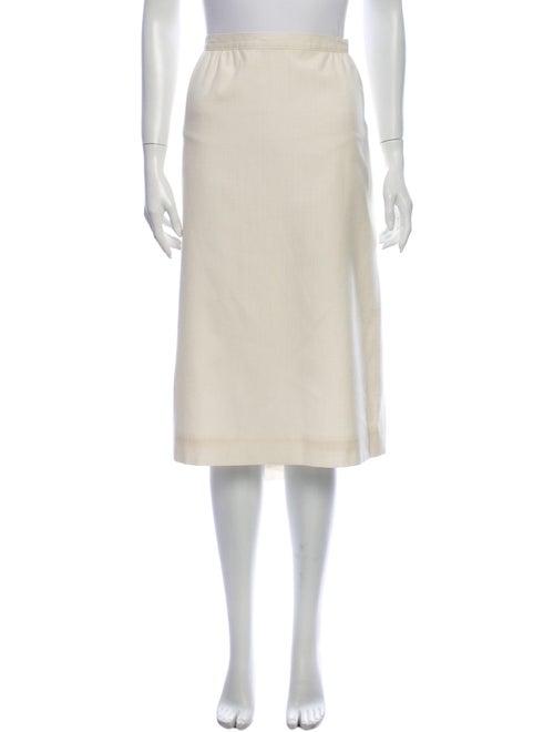 Pendleton Knee-Length Skirt