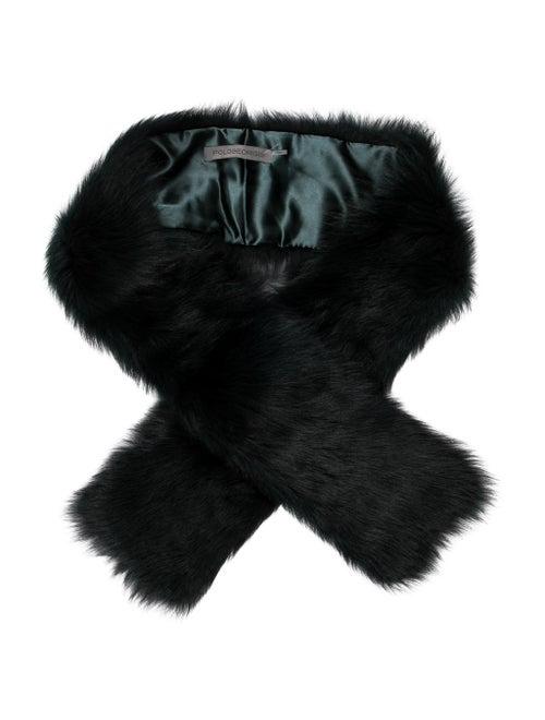 Pologeorgis Lamb Fur Scarf - image 1