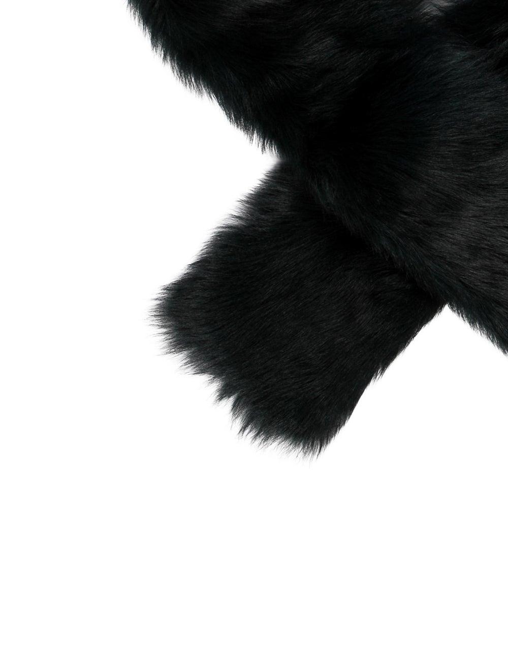 Pologeorgis Lamb Fur Scarf - image 2
