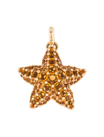 Chopard Women S Happy Diamonds 18k White Gold Elephant Pendant Necklace