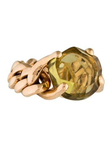 Pomellato 18K Lola Ring None