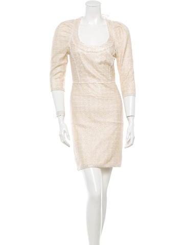 Ports 1961 Metallic Dress None