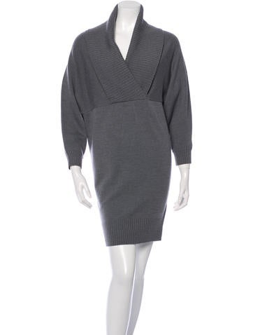 Ports 1961 Wool Sweater Dress w/ Tags None