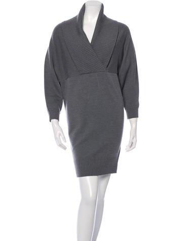 Ports 1961 Wool Sweater Dress w/ Tags None