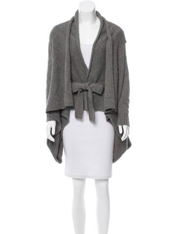 Ports 1961 Wool & Alpaca-Blend Long Cardigan None