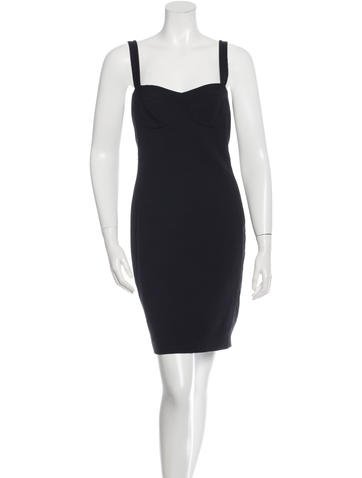 Ports 1961 Sleeveless Mini Cocktail Dress None