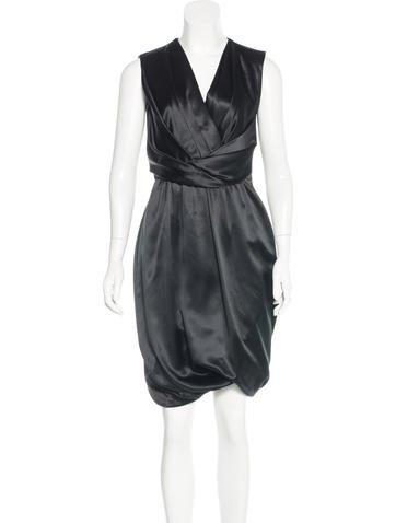 Ports 1961 Sleeveless Sheath Dress None