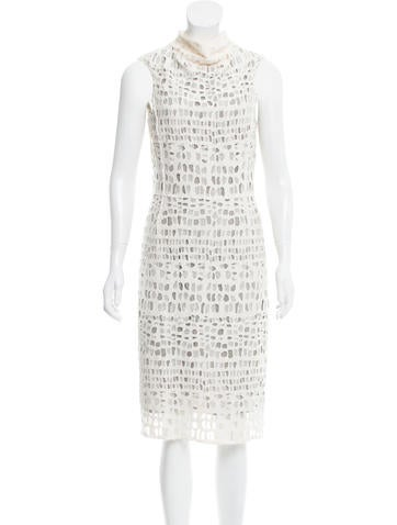 Ports 1961 Sleeveless Midi Dress None