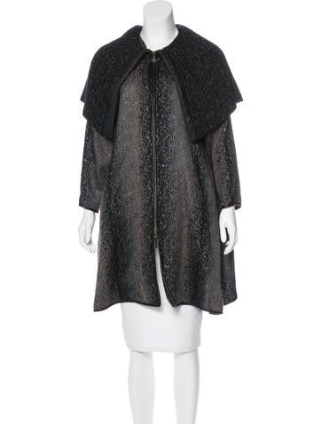 Ports 1961 Knit Short Coat None
