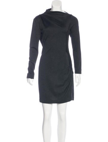 Ports 1961 Wool Knit Dress None