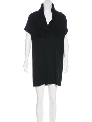 Ports 1961 Short Sleeve Knit Dress None