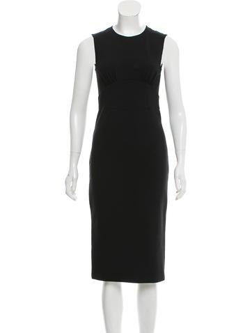 Ports 1961 Sleeveless Midi Dress None