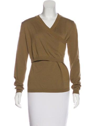 Ports 1961 Layered Merino Wool Sweater None