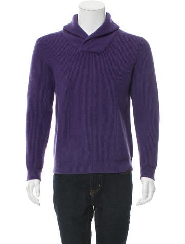 Ports 1961 Cashmere Rib Knit Sweater w/ Tags None