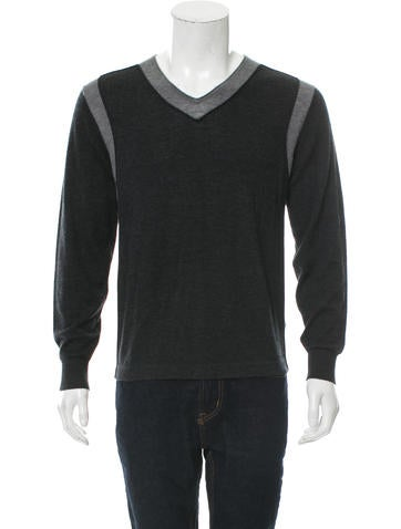 Ports 1961 Cashmere V-Neck Sweater None