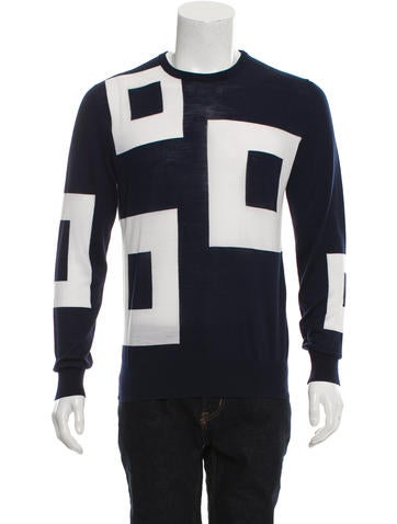 Ports 1961 Wool Crew Neck Sweater w/ Tags None