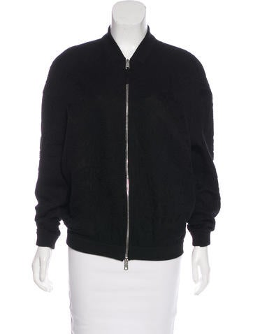 Ports 1961 Textured Bomber Jacket w/ Tags None