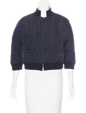 Ports 1961 Short Puffer Coat None