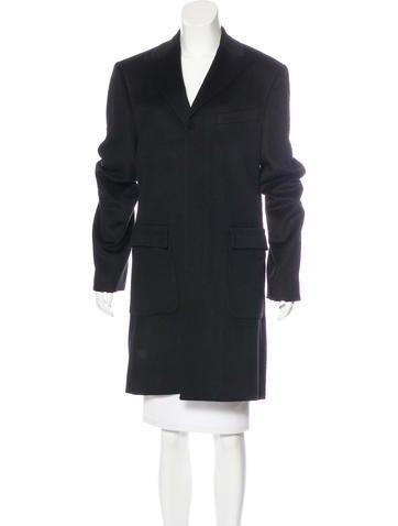 Ports 1961 Wool Overcoat None